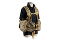 PANTAC SEALS 1195K GUNER Floating Harness (Cordura/Multicam)  <font color=red>(HOLIDAY SALE)</font>