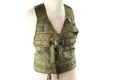 PANTAC FLC Molle Tactical Vest (Cordura / Olive Drab)  <font color=red>(HOLIDAY SALE)</font>