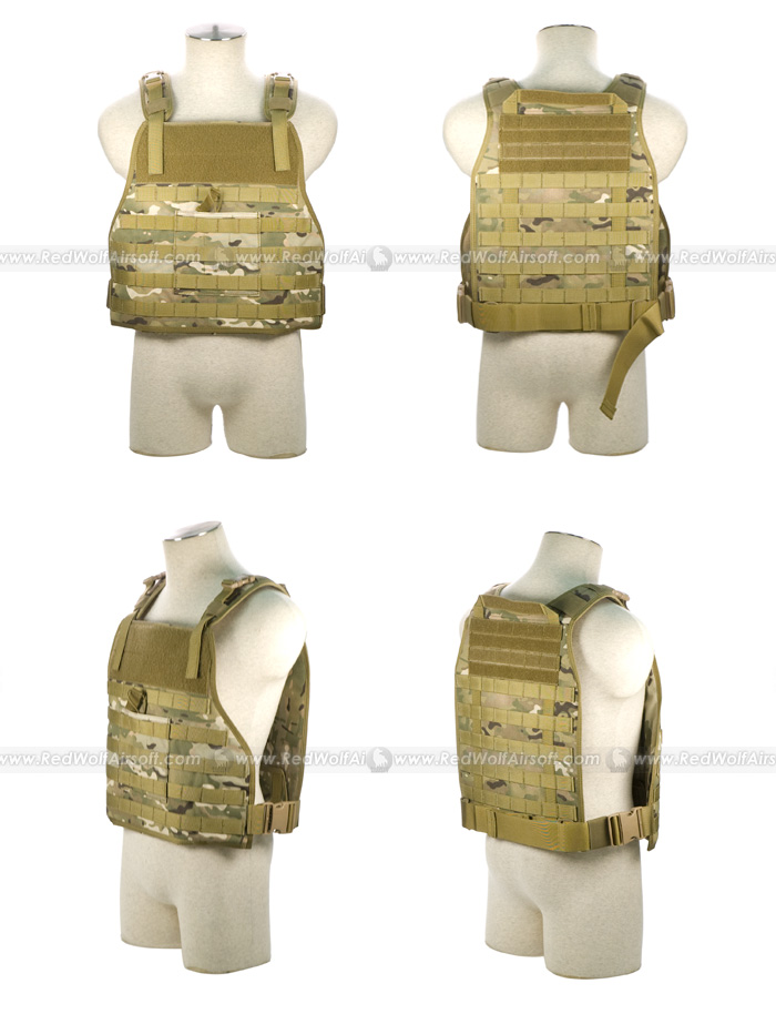 PANTAC MOLLE Light-Vest (MC, M)