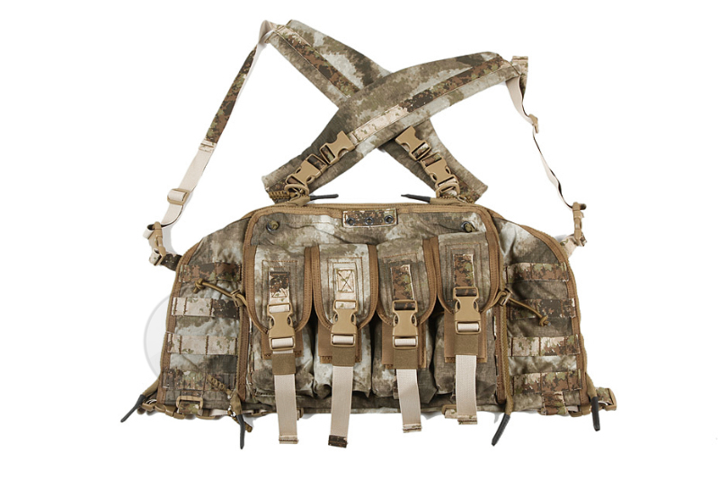 PANTAC Warlord Chest Rig (A-TACS / Cordura) <font color=yellow>(Clearance)</font>