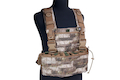 PANTAC Molle Wasatch Chest Rig (A-TACS / Cordura) - Deluxe Version  <font color=red>(HOLIDAY SALE)</font>