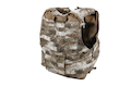 PANTAC Releaseable Molle Armor Marinetime Version  (X-Large / A-TACS / Cordura)