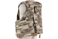 PANTAC Releaseable Molle Armor Land Version (Small / A-TACS / Cordura) <font color=yellow>(Clearance)</font>