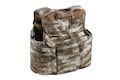 PANTAC Releaseable Molle Armor Land Version, Armor Cover Only (X-Large / A-TACS / Cordura)  <font color=red>(HOLIDAY SALE)</font>