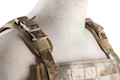 PANTAC Strike Plate Carrier ( Medium / A-TACS / Cordura) - Deluxe Version
