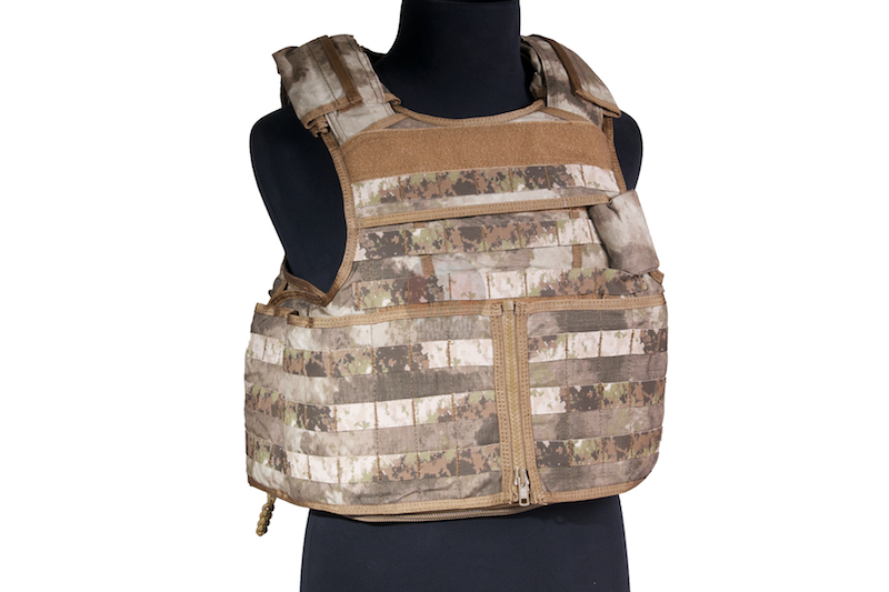PANTAC RAV Body Armor ( Medium / A-TACS / Cordura) <font color=yellow>(Clearance)</font>