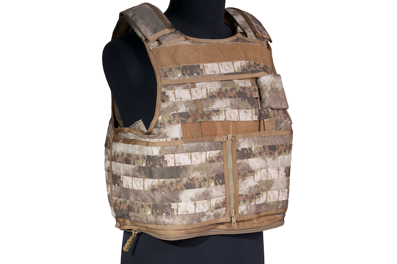PANTAC RAV Body Armor (Small / A-TACS / Cordura) - Special version <font color=yellow>(Clearance)</font>