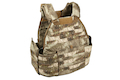 PANTAC Molle SPC Armor Vest (Large / A-TACS / Cordura) <font color=yellow> (Year End Sale)</font> <font color=red>(Free Shipping Deal)</font>