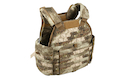 PANTAC Molle SPC Armor Vest (Small / A-TACS / Cordura) <font color=yellow> (Year End Sale)</font> <font color=red>(Free Shipping Deal)</font>