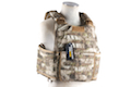 PANTAC RBV Molle Vest (Large / A-TACS / Cordura) - Deluxe Version  <font color=red>(HOLIDAY SALE)</font>