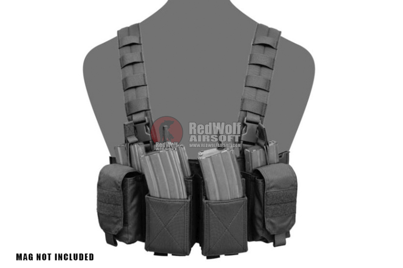 Warrior Assault Systems Pathfinder Chest Rig - Black