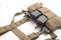 Warrior Assault Systems Pathfinder Chest Rig - Coyote Tan