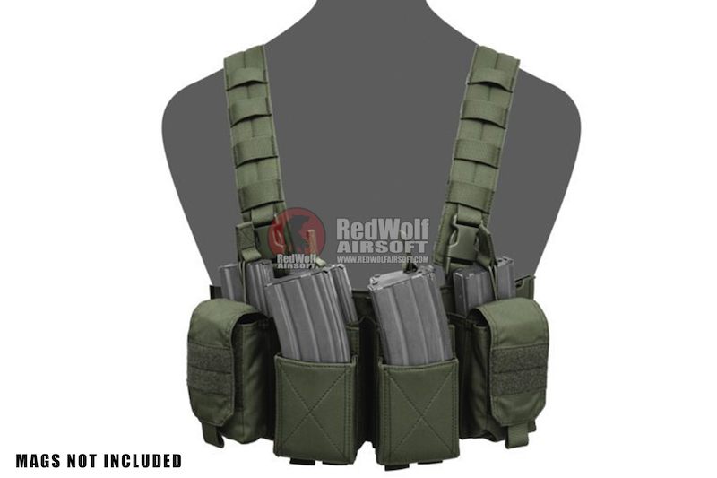 Warrior Assault Systems Pathfinder Chest Rig - OD Green