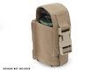 Warrior Assault Systems Smoke Grenade Pouch Gen 2 - Coyote Tan