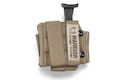 Warrior Assault Systems Universal Pistol Holster Right-Handed - Coyote Tan