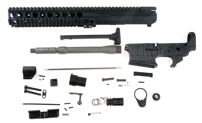 Prime LMT Conversion Kit for (WA) Western Arms M4 Gas Blowback Rifle (10.5 inch)