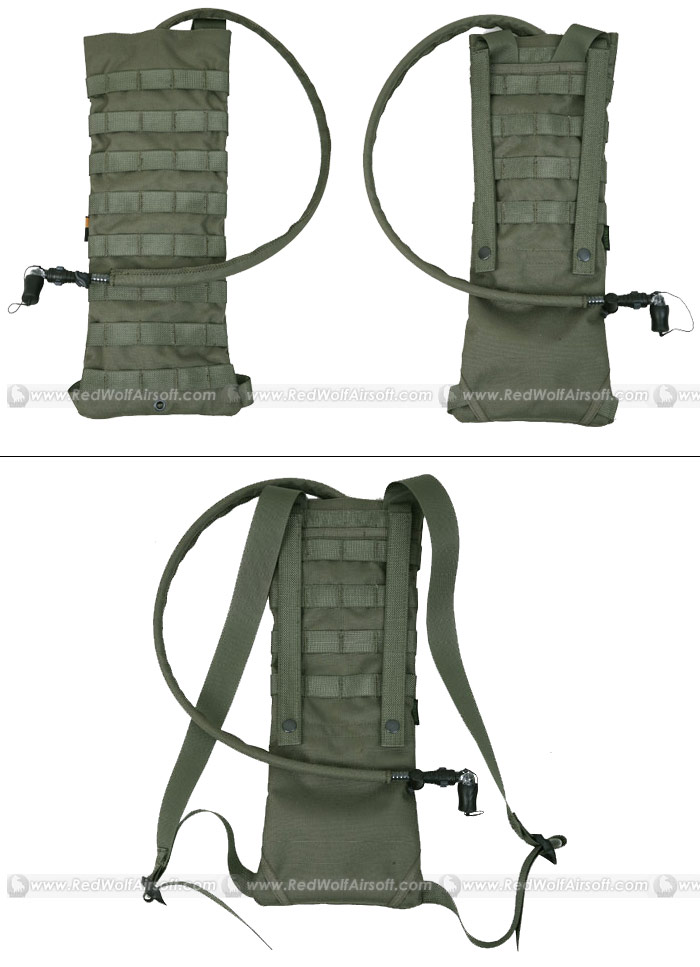 PANTAC Molle Compact Hydration Pack (RG / Cordura)