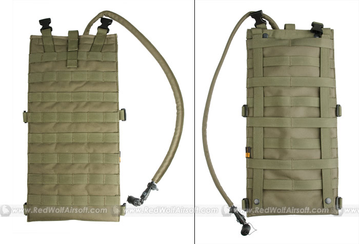 PANTAC Molle System Hydration Back-pack (RG / CORDURA)