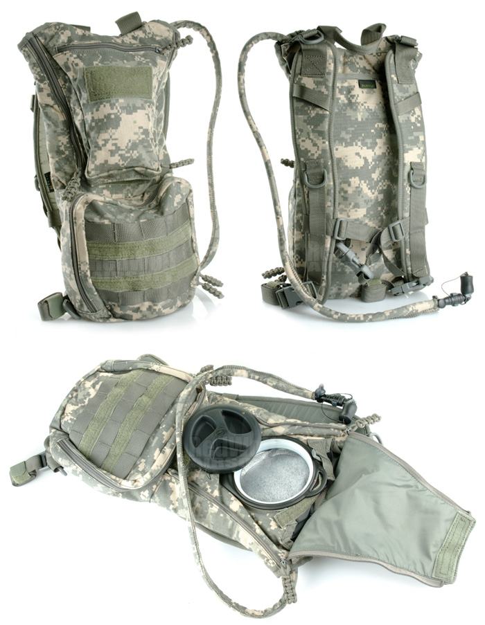 PANTAC EV Scorpion Hydration Pack (ACU / Cordura) <font color=red> (Clearance)</font>