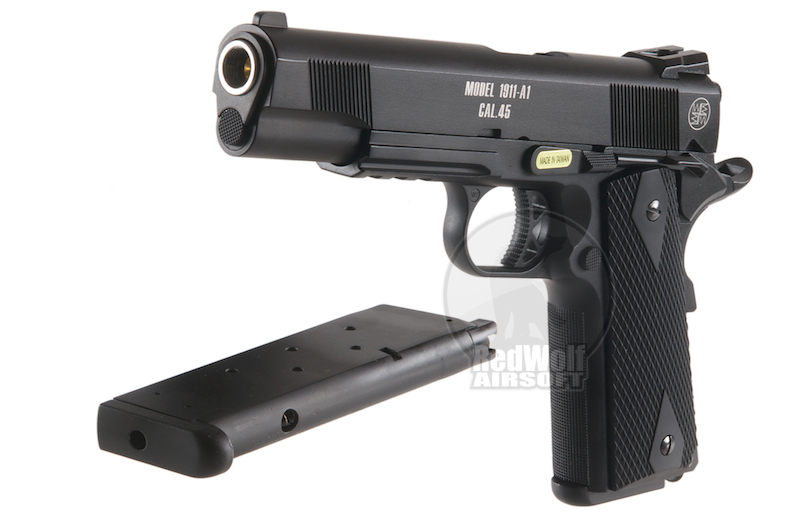 WE 1911 Tactical (Railed)