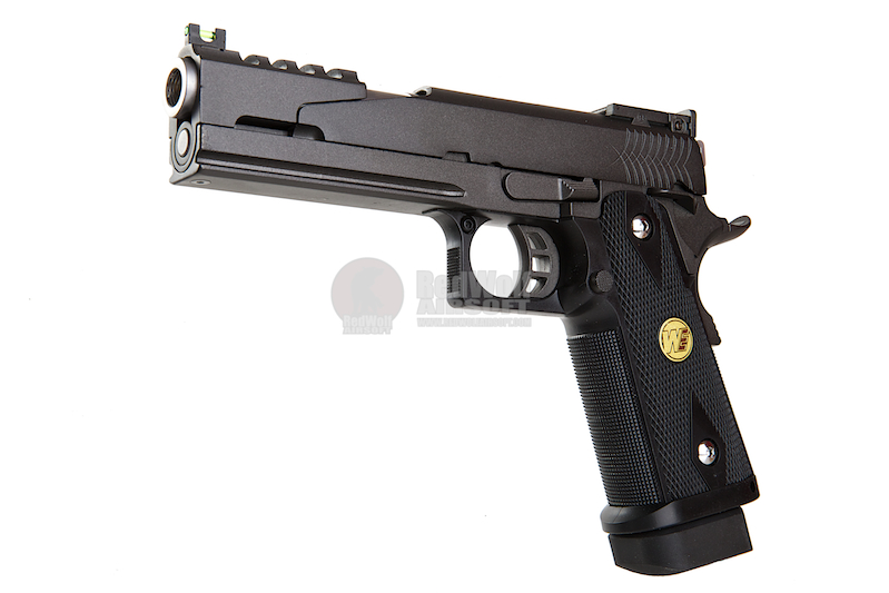 WE Hi Capa 5.1 Dragon Type B - Black (Full Metal)