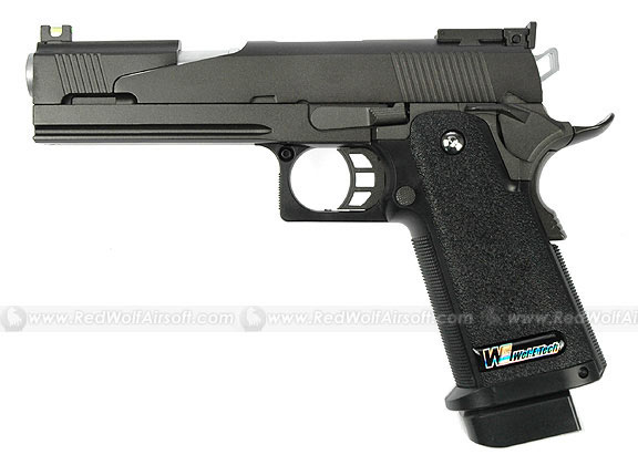 WE Hi Capa 5.1 Dragon - Black (Full Metal)