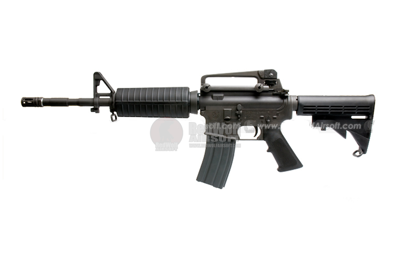WE M4 Gas Blowback Rifle with Marking(ASC Custom)