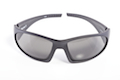 Wiley X ROMER 3 Three Lens Systems (Smoke / Clear / Light Rust) - Matte Black Frame
