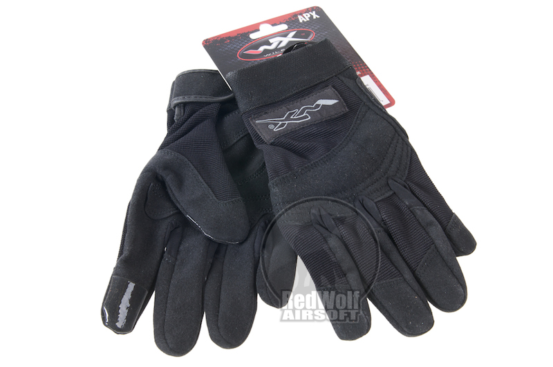Wiley X APX Glove Black (Medium)