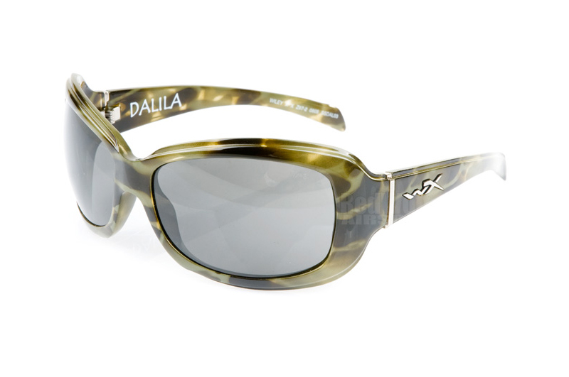 Wiley X Dalila with Grey Lens / Gloss Green Tea Frame