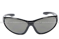 Wiley X Wxstryker Gloss Black with Smoke Lens