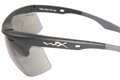 Wiley X TALON (Clear / Smoke / Light Rust) 3 Lens Package with Rx Insert