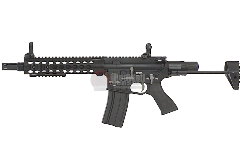 G&P Madbull Licensed Troy 9 inch M4 GBBR<font color=yellow> (5G Sale)</font>