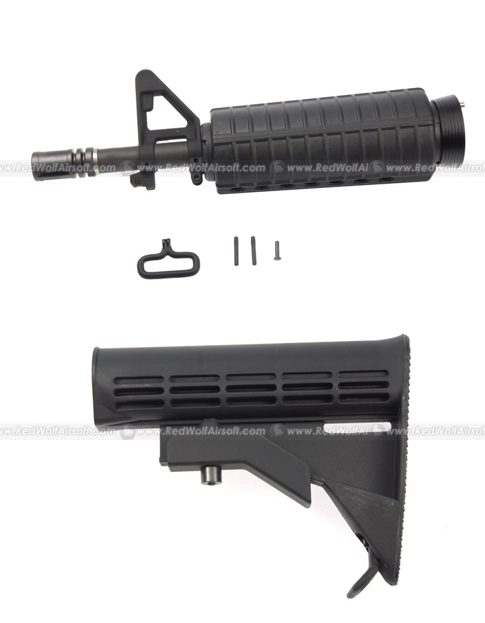 G&P Handguard Kit (Short) for Western Arms (WA) M4A1 CQB-R <font color=red>(Free Shipping)</font>