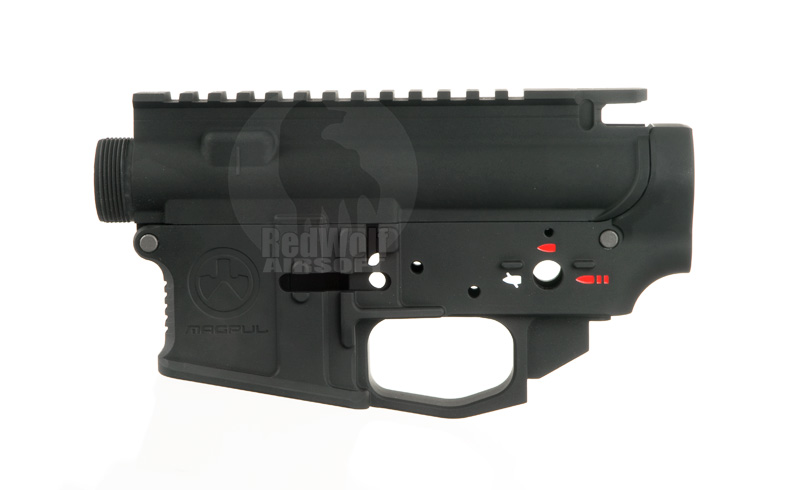 G&P WA M4 Magpul Metal Receiver for WA M4 GBBR (Black)