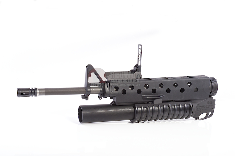 G&P M16A2 with M203 Front Set for WA M4A1 Series
