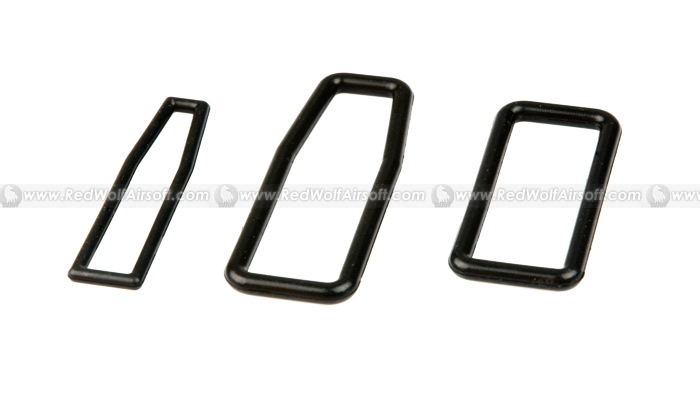 G&P Magazine Top-Gas O-Ring Set for Western Arms (WA) M4A1