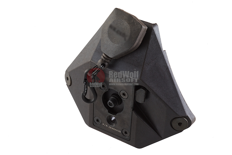 Warrior L3 G12 NVG Mount Plate (BK) <font color=yellow>(Clearance)</font>