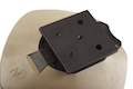 Warrior One Hole NVG Mount Plate w/ Arm Adapter (DE)