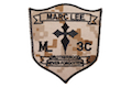 Warrior Navy Seal Marc Lee Crusader Cross Patch (AOR1)