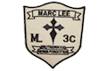 Warrior Navy Seal Marc Lee Crusader Cross Patch (TAN)