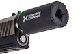 Xcortech XT301 MK2 Compact Airsoft Tracer Unit - Black