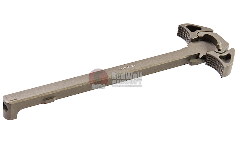 Z-Parts CNC Aluminum URG-I Airborne Charging Handle for Viper/Systema PTW/WE/VFC (Umarex) M4 GBBR - DDC