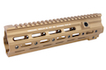 Z-Parts CNC Aluminum 10.5 inch 416 SMR handguard for Systema (from Z-parts) / VIPER / Umarex (VFC) 416 AEG, GBB - DDC