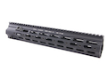 Z-Parts CNC Aluminum 14.5 inch 416 SMR handguard for Systema (from Z-parts) / VIPER / Umarex (VFC) 416 AEG, GBB  - Black