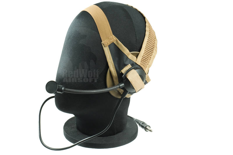 Z Tactical Selex TASC1 Headset  (TAN)