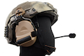 Z Tactical Comtac II headset for FAST helmets - DE