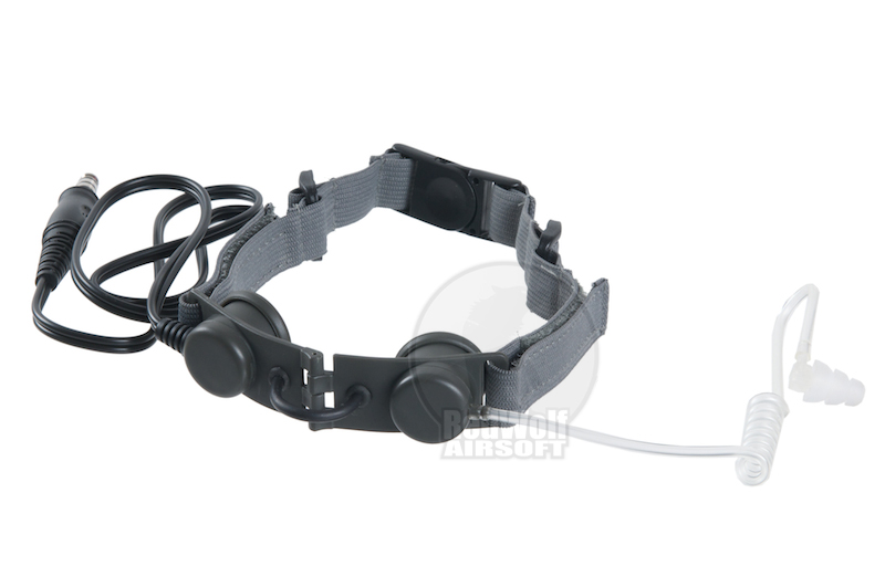 Z Tactical Tactical Throat Mic - ACU
