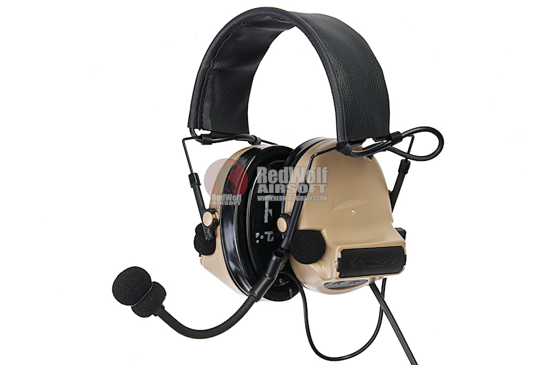 Z Tactical High Quality Comtac II headset new version - DE