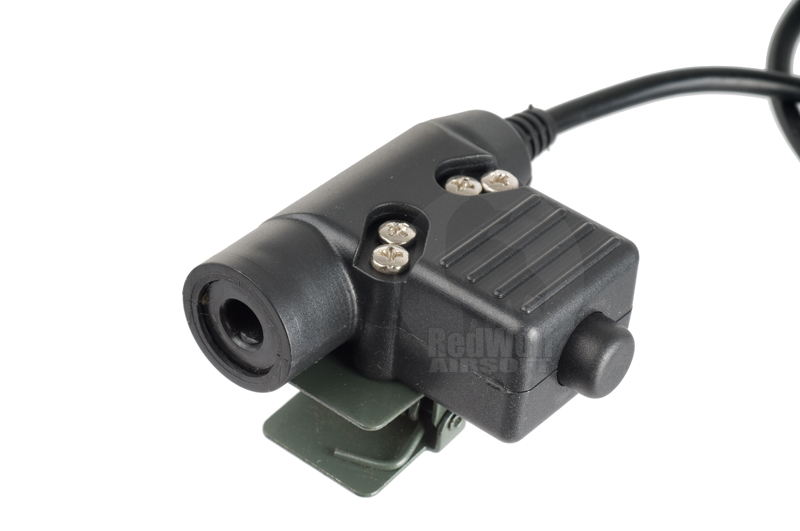 Z Tactical U94 PTT for  ICOM Version